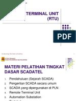 Remote Terminal Unit ((RTU))