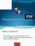 Intro Drama Part 2 Ppt