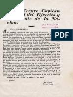 Freire a Los Ciudadanos