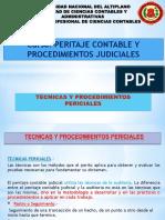 Tecnicas y Procedimientos Periciales