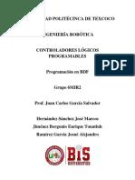 Reporte de Prácticas BDF en ZelioSoft