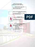 Struktur Organisasi Lab