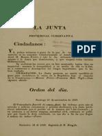La Junta Ramon Freire