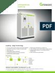 Growatt HPS 30-150 Technical Specification