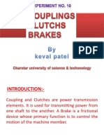 Coupling,Clutches, Brakes