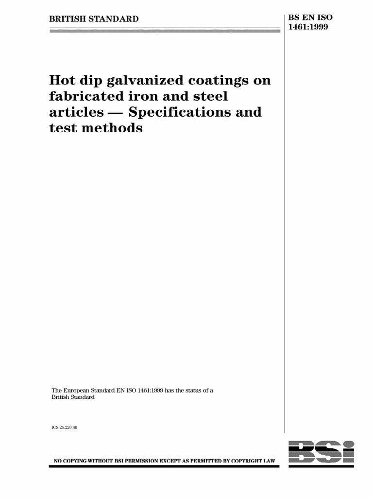 BS 1461 pdf