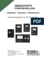 750 Cond Manual