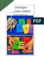 ideas para trabajar las matemáticas en los primeros años