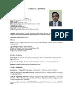 Curriculum Daniel Pigua Ve