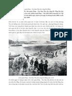 Liên Quân Pháp TBN Đánh Đà Nẵng