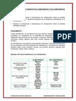 Informes de Refrigeración PDF