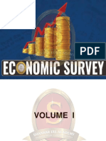 Economic Survey PPT - Part 1