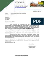 Format Surat Penawaran