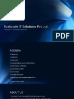 Rushcode Overview