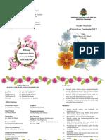 Buku Program Watikah