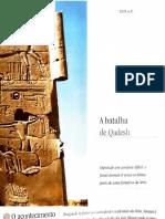 Batalha de Kadesh e Ramsés II