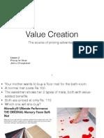 Lesson 2 Value Creation Final