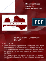 Study in Latvia 1