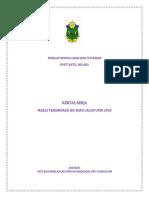 Perjumpaan Ibubapa Calon Upsr 2018
