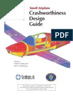Small airplane Crashworthiness Design Guide AGATE.pdf