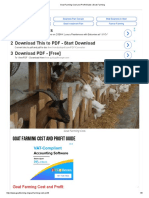 Goat Farming Cost and Profit Guide _ Goat Farming