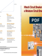 Hitachi Circuit Breakers