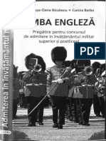 Limba Engleza - Invatamantul Militar (Original Scan) (PDF a)