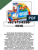 Distributor, +62 813-8255-4545, Susu Kambing Etawa Darusyifa Murah