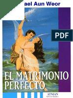 El Matrimonio Perfecto - Samael Aun Weor