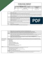 RPS Mata Kuliah -Metodologi Penelitian- - S1