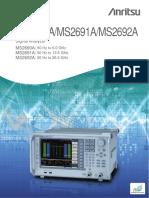 MS269xA - Brochure - New