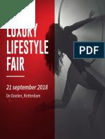 Brochure Luxury Lifestyle Fair DIG