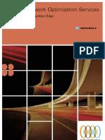 Strategic Network Optimization Services