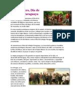 Tp - Mujer Paraguaya - Andrea Aracely