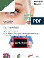 DANANG MUSTOFA- Penyuluhan-Retinopati Diabetik