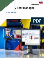 PTM User Manual