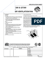 Ventilation guidelines