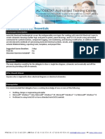 CADCO Training Brochure AutoCAD Electrical Essentials