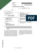Ajinomoto Patent