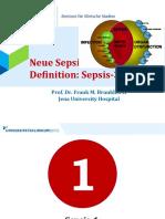 Sepsis 3 Powerpoint-Präsentation
