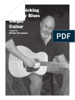 Fingerpicking Country Blues Gospel Guitar