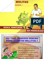 PENYULUHAN PADA DIABETES