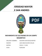 MOVIMIENTO DE ELECTRONES EN UN CAMPO MAGNETICO MBSS.pdf