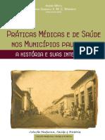 praticas medicas nos municipios paulistas