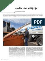 GTL- en HVO-brandstoffen versus conventionele dieselolie