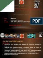 Fisica II-clases Nº 06-Oscilaciones Mecanicas