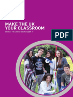 School Groups Brochure 2016