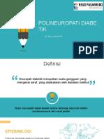 referat polineuropati diabetik