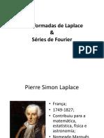 Transformada de Laplace e Series de Fourier