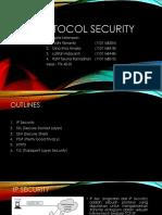 Protocol Security